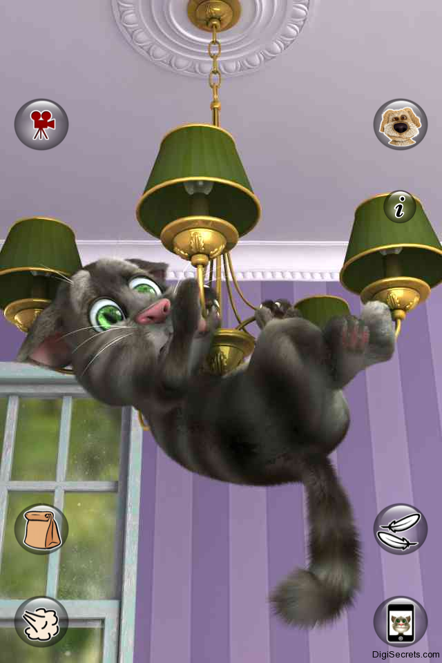 Talking Tom 2 Is Out. Yes, Tom Is Back With An All New Adventures