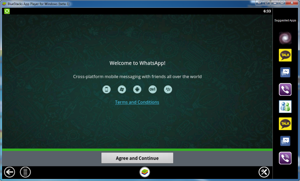 How To Install Whatsapp Messenger On Your Windows PC