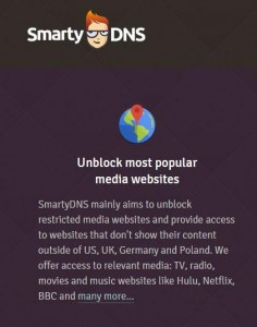 SmartyDNS — The Most Simple yet Effective Way to Unblock Blocked Content