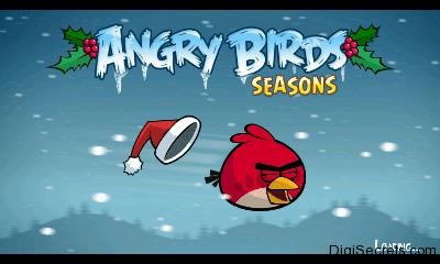 angry birds christmas special - Christmas Angry Birds
