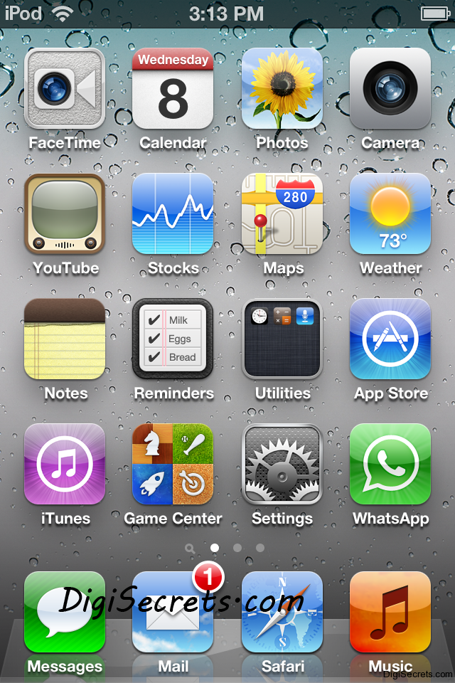 How to jailbreak ipod 4th — photo 2