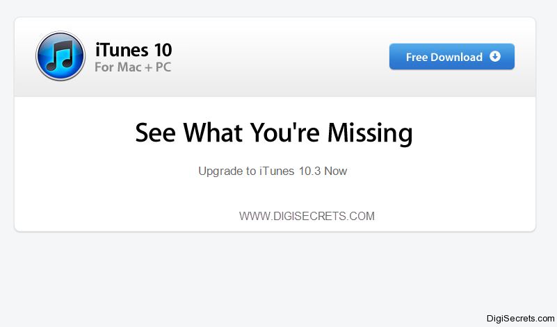 iTunes 10 3 Features iTunes In Cloud Beta - DigiSecrets