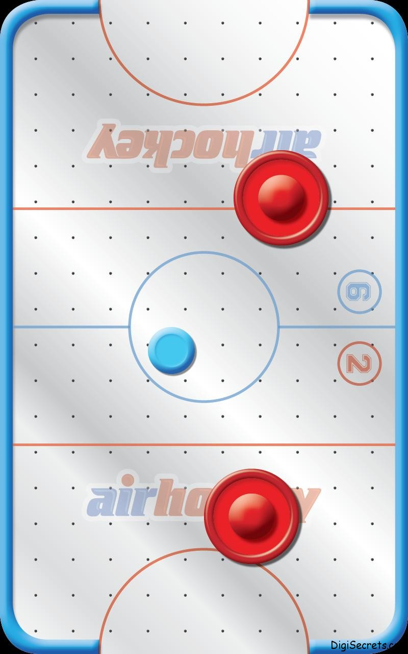 Platinum Air Hockey