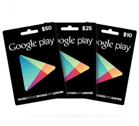 how to redeem get google play gift card coupon for free to enjoy