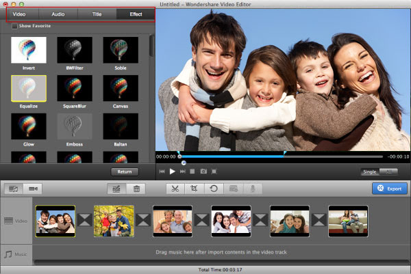 wondershare video editing software reviews