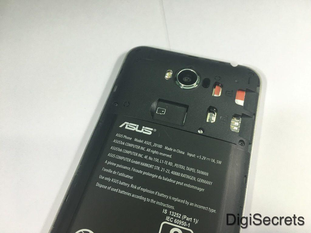 Asus Zenfone Max 2016 Zc550kl Review Digisecrets 2 32gb Black
