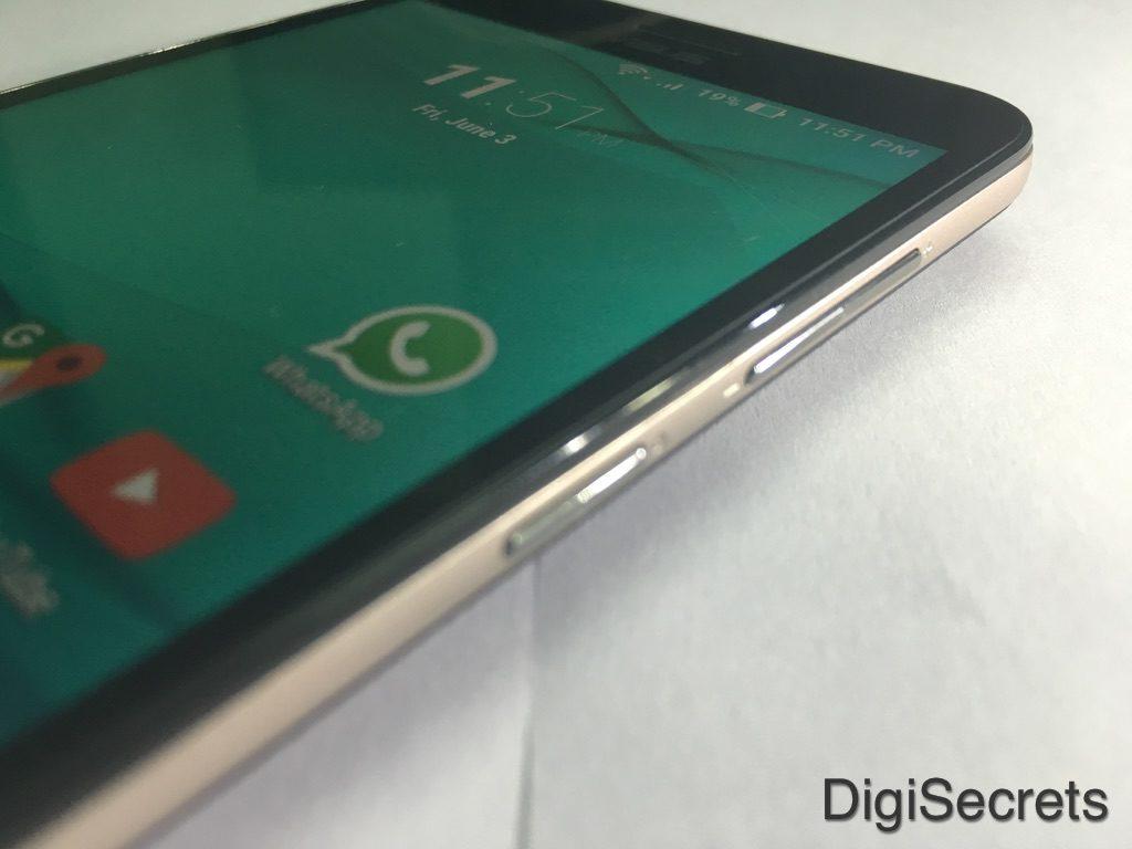 Asus Zenfone Max 2016 Zc550kl Review Digisecrets 2 32gb Black 4