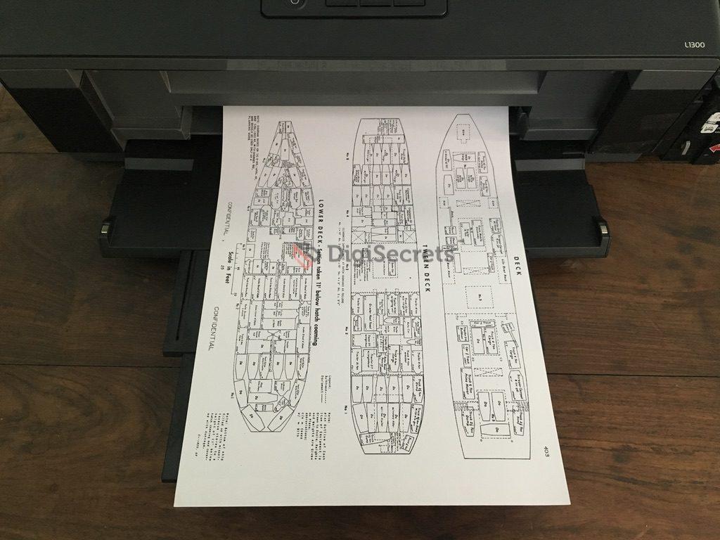 Epson L1300 - A3 Color Ink Tank Printer Review | DigiSecrets